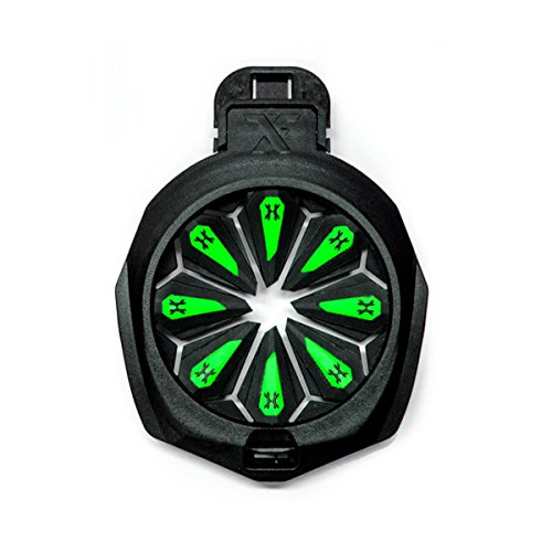HK Army Epic Speed Feed - TFX - Mint - Black / Neon Green by HK Army