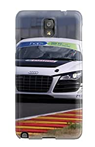 Galaxy Note 3 Hard Case With Fashion Design Audi R8 Lms 40 Phone Case