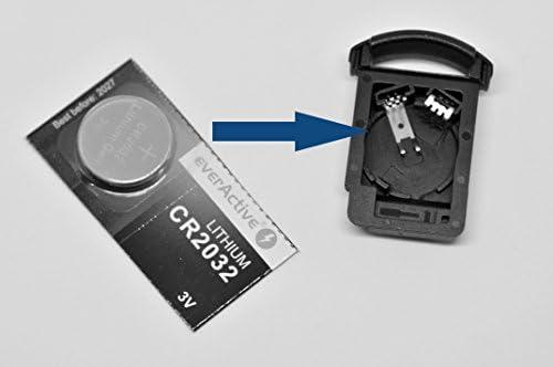 Repair Reparatur Satz Gehäuse Funkschlüssel Fernbedienung