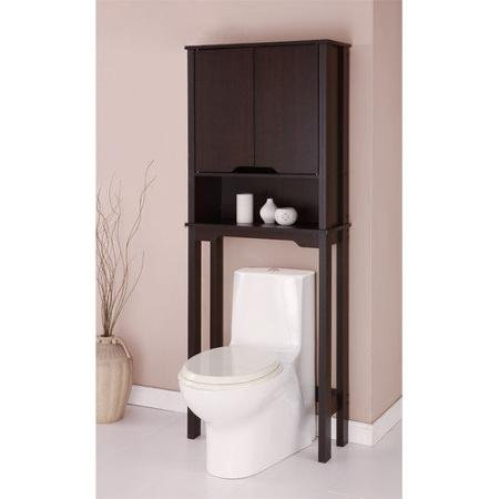 OIA Ambassador 25.88'' W x 67'' H Over The Toilet Spacesaver Cabinet by BLOSSOMZ