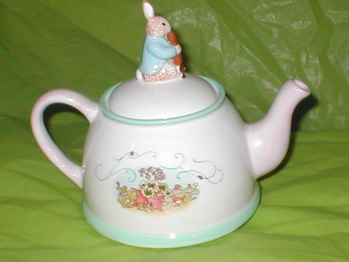 Beatrix Potter Peter Rabbit Teapot