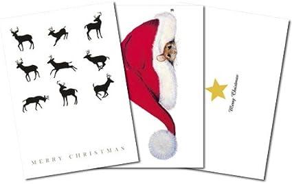 Pack de 3: tarjetas postales A6 + + + Mix Juego Nº 1 de Modern ...