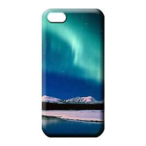 iphone 6 normal covers Back Hot New cell phone carrying cases northern lights