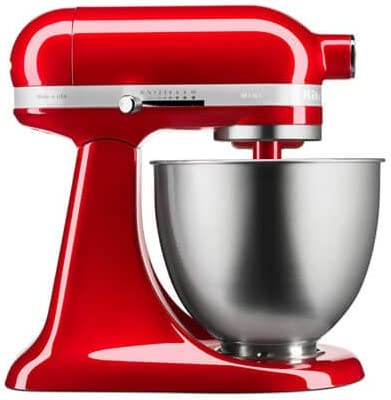 Kitchenaid Candy Apple Mini Mixer Amazon Co Uk Kitchen Home