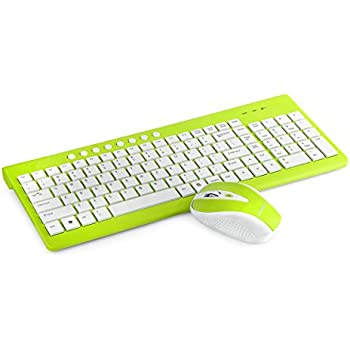 wireless keyboard and mouse vegcoo e2 quiet keyboard and mouse combo 113 keys. Black Bedroom Furniture Sets. Home Design Ideas