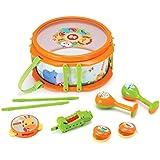 Kids Station Musical Band Drumset Music Set