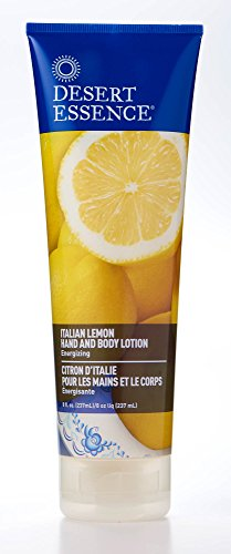 Lotion Lemon Fresh Sugar Body (Desert Essence Hand and Body Lotion, Italian Lemon, 8 oz)