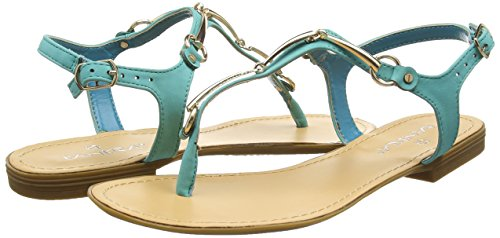 Tantra Sandals with  Buckle - Sandalias para mujer Turquoise