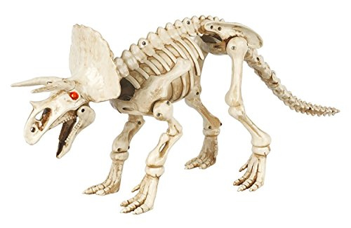 Triceratops Skeleton (Halloween Horror Nights Reviews)