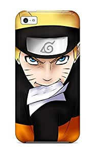 Iphone 5c Case Slim [ultra Fit] Naruto Uzumaki 2 Protective Case Cover by mcsharks