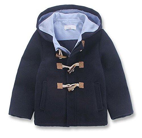 Little Fashion Hooded Jacket Duffle