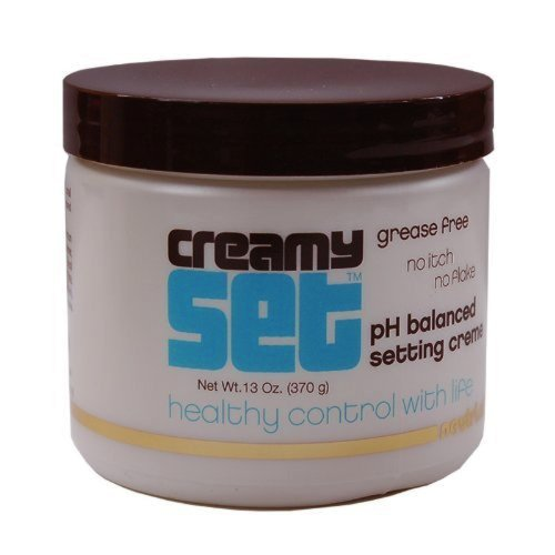 Creamy Set Ph Balanced Setting Cream, 13 Ounce