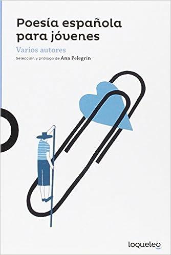 Poesía española para jóvenes (Serie Azul): Amazon.es: Pelegrin, Ana Maria: Libros