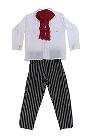 Boys Mexican Charro Costume