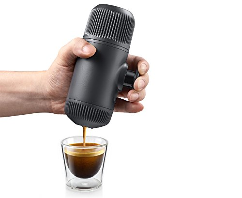 Wacaco Nanopresso Portable Espresso Maker bundled with...