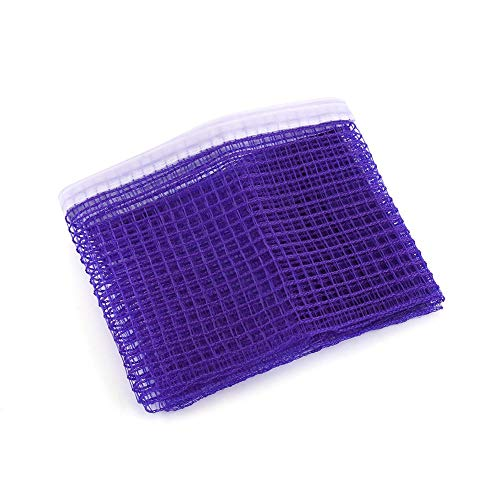 1.72m Portable Nylon Table Tennis Net, Waterproof Replacement Ping Pong Net Outdoor Indoor Sports Accessory