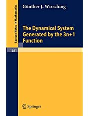 The Dynamical System Generated by the 3n+1 Function (Volume 1681)