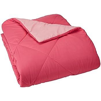 Amazon Com Amazonbasics Reversible Microfiber Comforter