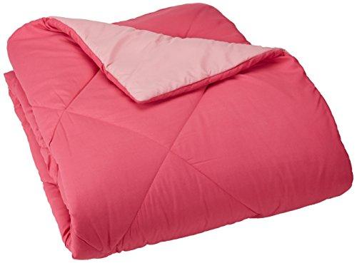 AmazonBasics Reversible Microfiber Comforter Extra Long