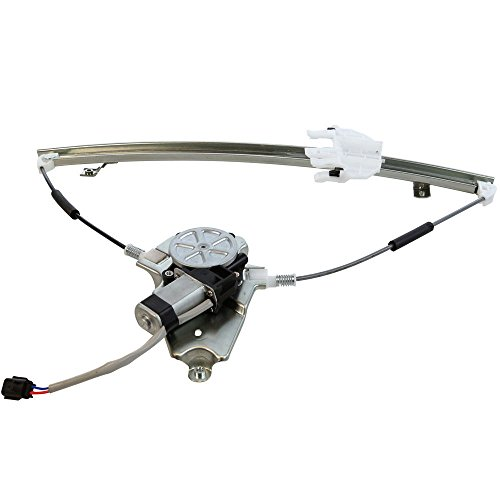 MILLION PARTS Front Left Driver Side Power Window Regulator with Motor for 2006 2007 Jeep Liberty Sport Utility 4-Door