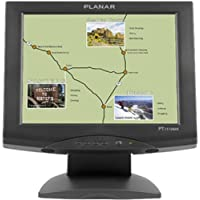 Planar 15 Black Touchscreen Lcd Monitor With Integrated Speaker (997-3198-00) -