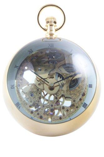 Mens 18k Pocket Watch - 4