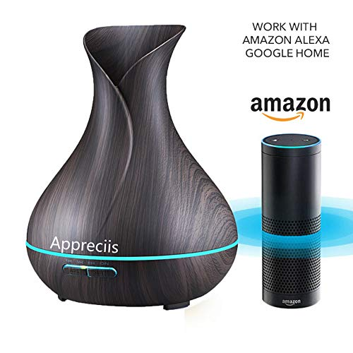 app control electric aromatherapy humidifier