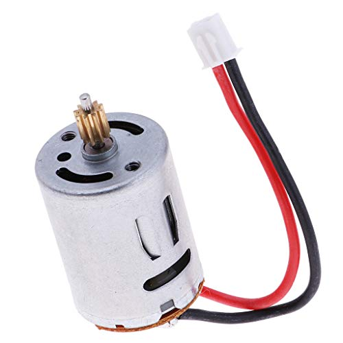 Fityle RC Helicopter Main Motor Replacement WLtoys V912 V915 Plane Spare Parts ()