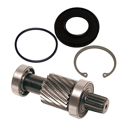 - EZGO 612556 Input Shaft Kit, 12.44:1 Axle