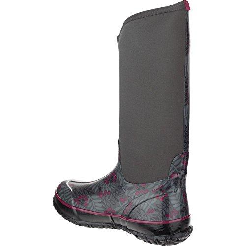 Neotech Women's Boot Bogs Berry Gray Multi pdvZqxZ