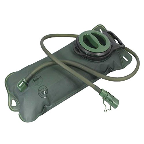 - Outdoor Military 2.5L Hydration Water Bladder Pouch Reservoir Type B Black A