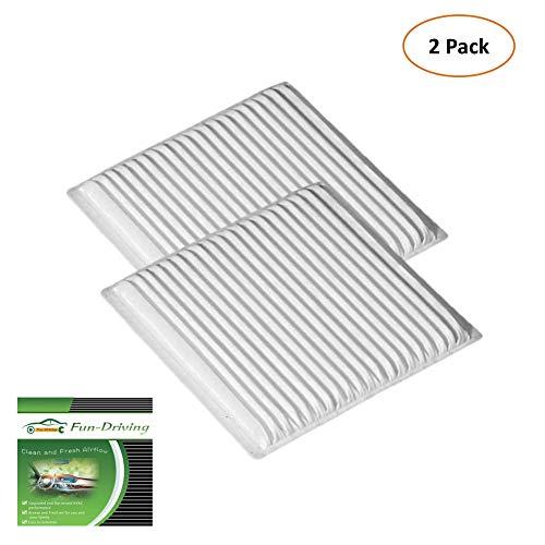 2 Pack Cabin air filter for TOYOTA 4Runner,4Runner,FJ for sale  Delivered anywhere in USA