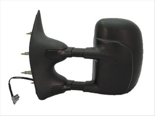 Multiple Manufacturers OE Replacement Ford Econoline Van Driver Side Mirror Outside Rear View Partslink Number FO1320329