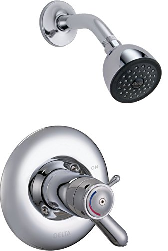 Delta Faucet T17TH135 Universal Thermostatic Shower Trim,...