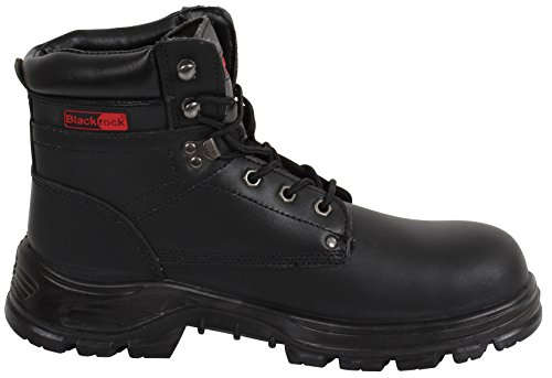 Blackrock - SF08, Scarpe antinfortunistica unisex, color Nero (Black), talla 39 EU ( 6 UK)