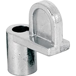 Prime-Line Products L 5503 Window Screen Clip, 5/16-Inch, Diecast/Zinc,(Pack of 12)