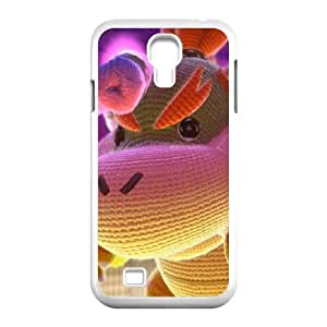 Samsung Galaxy S4 9500 Cell Phone Case White Yoshi's Woolly World SUX_133513