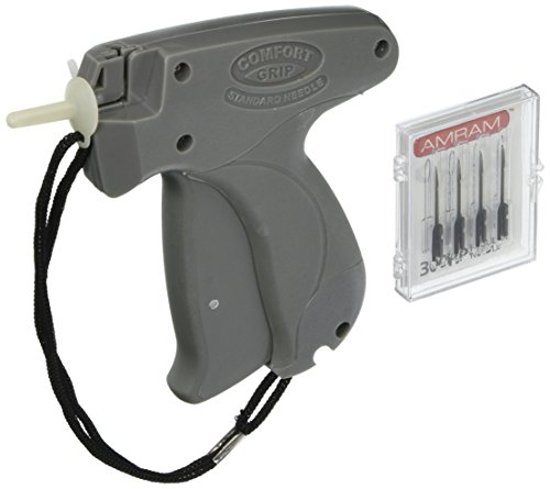 Fine Tag Attaching Tagging Gun BONUS KIT with Amram 5 Needles and Amram 1250 2