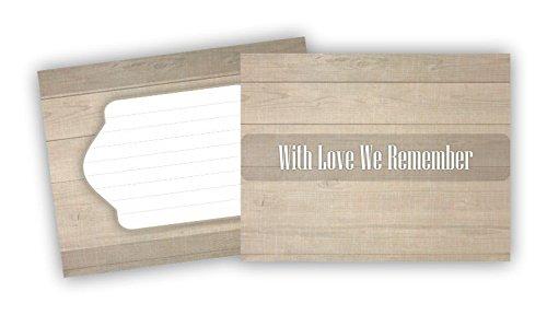 Funeral Prayer Card - 5