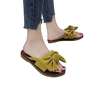 425549946c76a4 Image Unavailable. Image not available for. Color  Flat Slippers