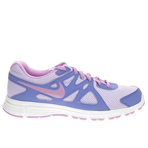 Nike Revolution 2 GS Calzatura Rosa/Giallo/Nero