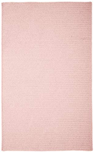 (Westminster Area Rug, 2 by 3-Feet, Blush Pink)