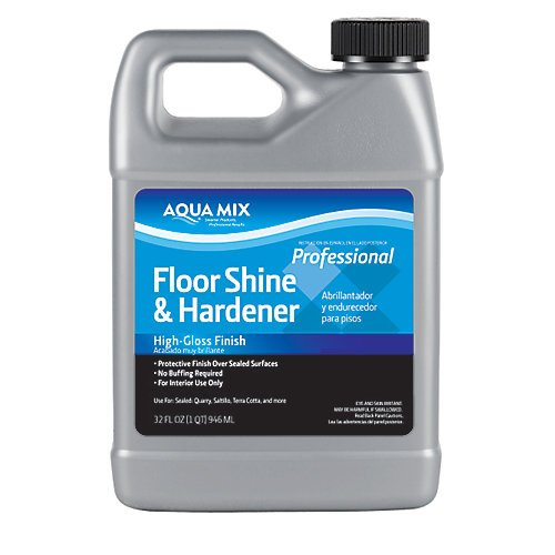 Aqua Mix Floor Shine & Hardener - Quart