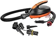 Air Pump,High Pressure Portable 12V Digital Air Pump for SUP & Paddle B