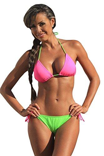 A258 Panama City Bikini Top: M \ Bottom: S string bikinis