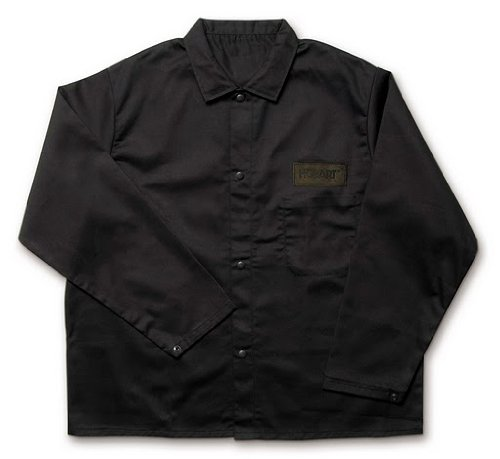 3. Hobart 770569 Flame Retardant Welding Jacket