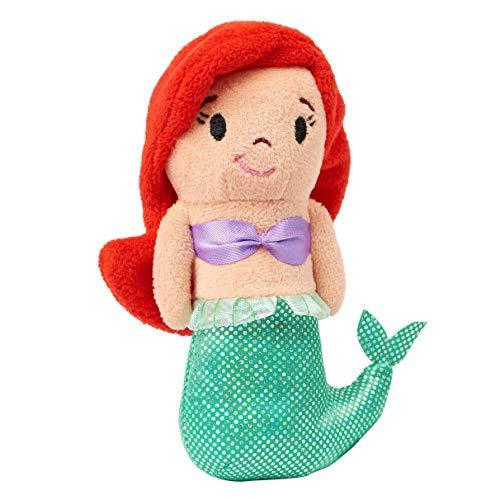 5 Inch Plush Doll - Disney Princess Ariel The Little Mermaid Stylized 5-inch Bean Plush Doll