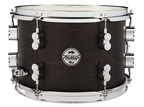(Pacific Drums PDP Limited Dry Maple Snare Dark Walnut 8