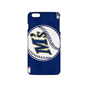 ANGLC SEATTLE MARINERS mlb baseball (3D)Phone Case for iphone 4 4s
