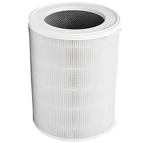 Winix 112180 Replacement Filter N for Air Purifiers NK100, NK105 and QS, White